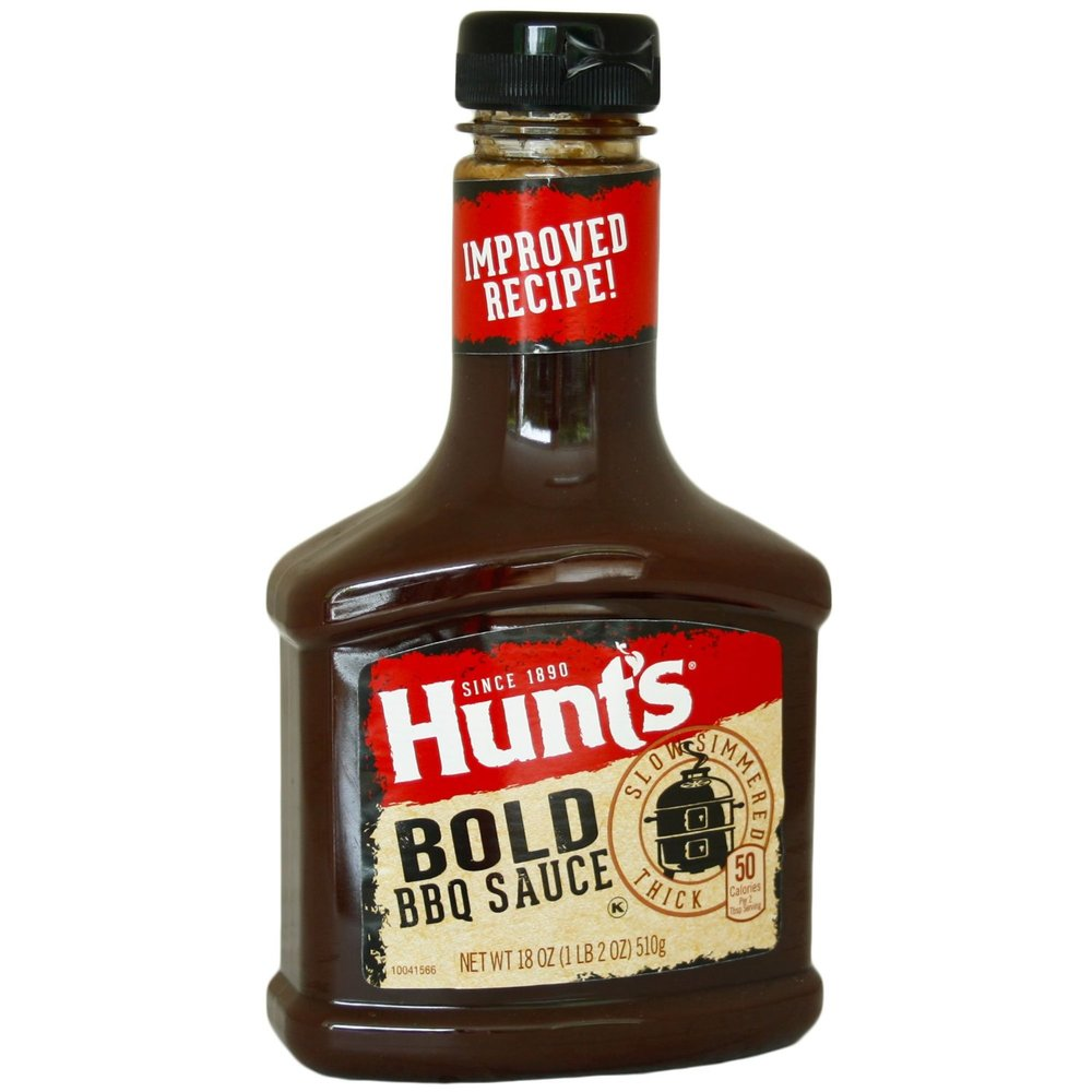 Barbecue Sauce clipart pantry Oz BBQ — 18 Hunt's