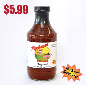 Barbecue Sauce clipart sauce bottle Sauce BBQ Pigchaser  Original