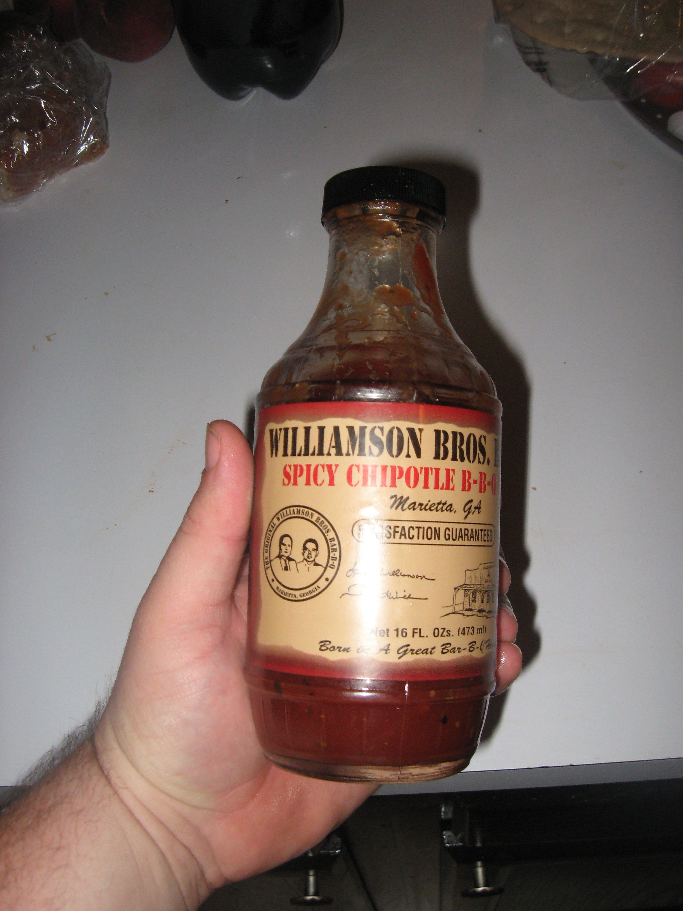 Barbecue Sauce clipart sauce bottle BBQ Sauce BBQ Spicy Big