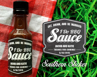 Barbecue Sauce clipart sauce bottle Outdoor Personalized Barbecue Custom BBQ
