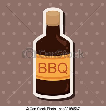 Barbecue Sauce clipart summer bbq Elements Art barbecue sauce