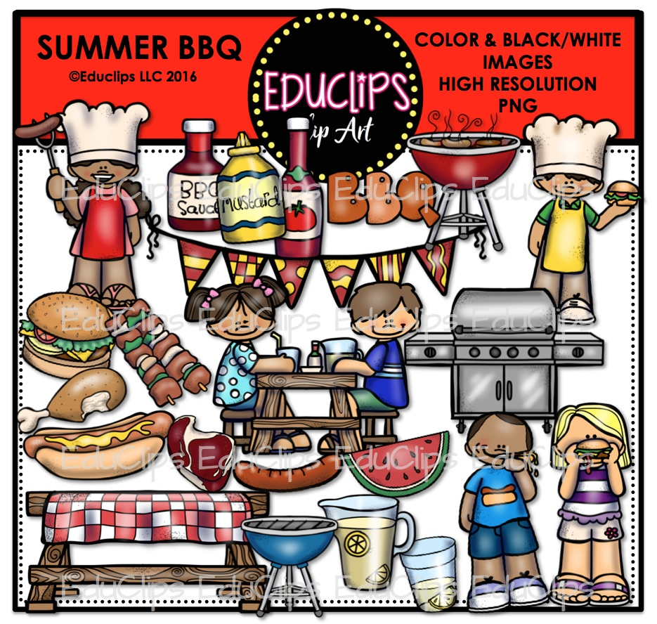 Barbecue Sauce clipart summertime Welcome and Store Art to