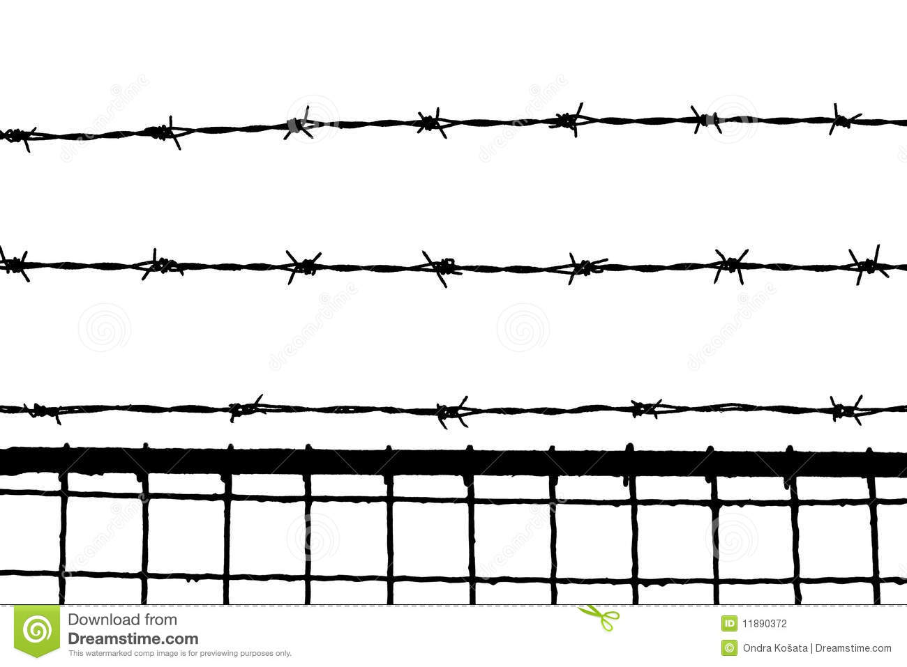 Barbed Wire clipart Art Barbed Top Clipart Barb