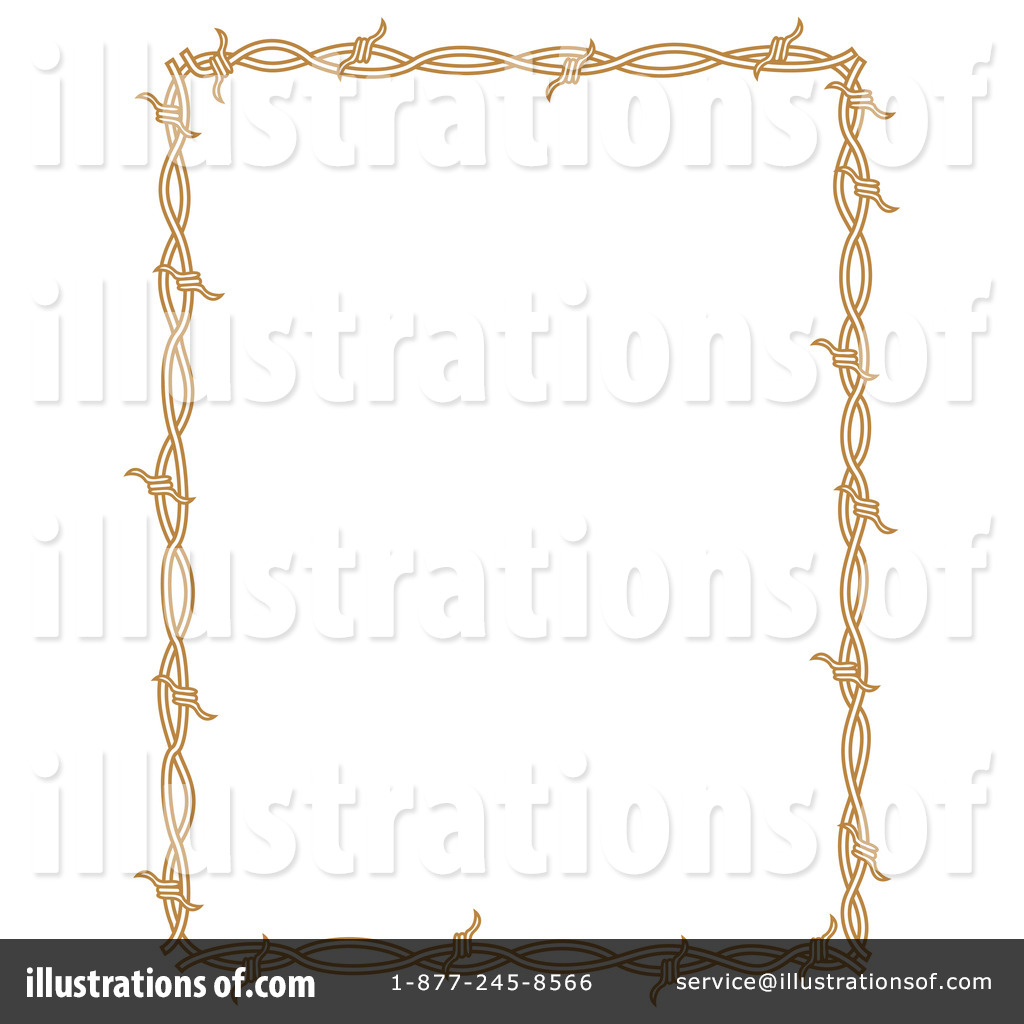 Wire clipart barbed wire Wire Clipart by Andy (RF)