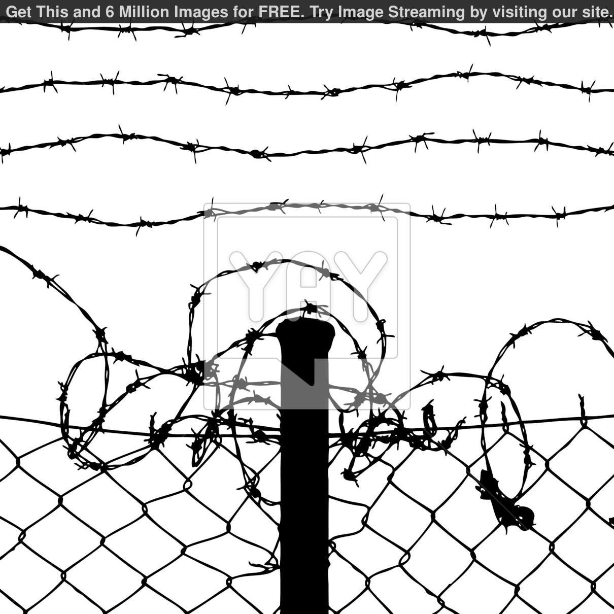 Wire clipart barbe Net Roslonek Canyon Pictures Fence