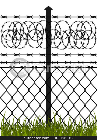 Wire clipart fencing wire With Similar barbed Wire barbed