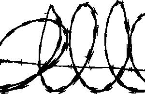 Barbed Wire clipart military Clip Prison Art Download Barbwire