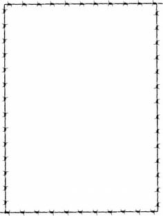 Wire clipart western Clip Backgrounds Border Western