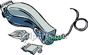 Barbet clipart hair clipper Free Picture Free Clippers Clipart