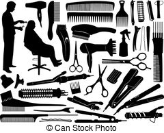 Barbet clipart hair cutting Download Barbet clipart Barbet #11