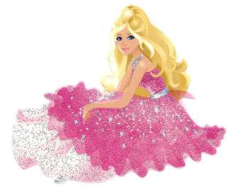 Barbie clipart Clipart art clip Collection Barbie