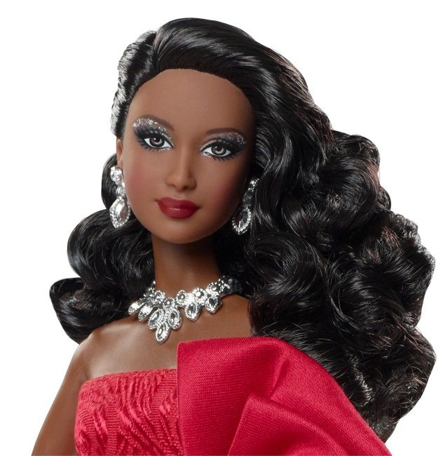 Barbie clipart african american American Collectible Doll (African Barbie