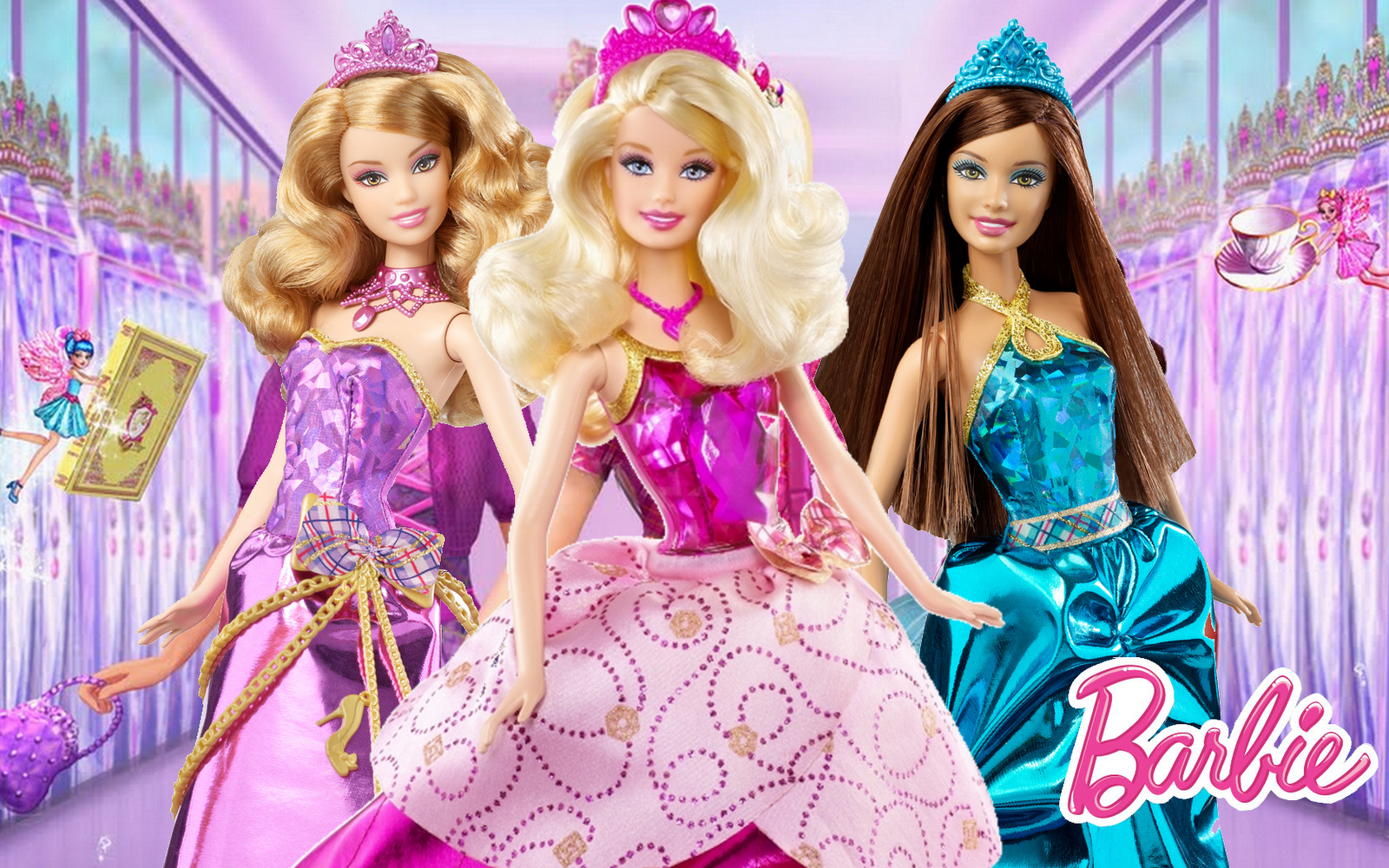 Barbie clipart background Desktop download clipart clipart Barbie