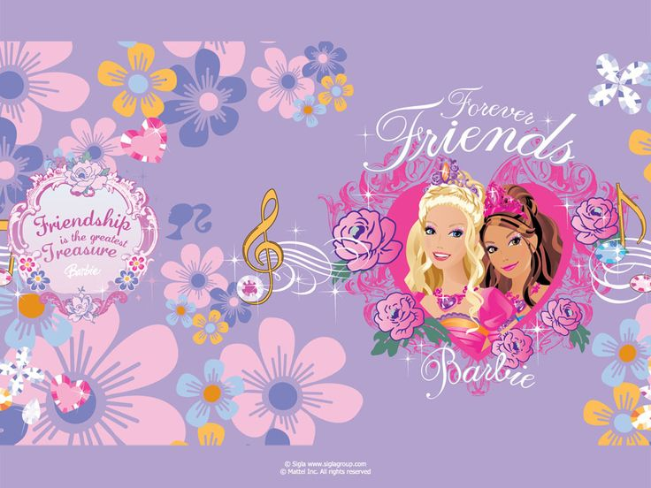Barbie clipart background Wallpaper Diamond images And Pictures
