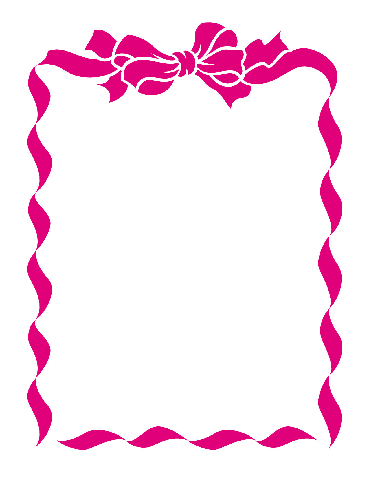 Barbie clipart border Clip Clipart Free Free library