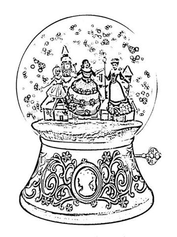 Barbie clipart christmas coloring Carol Barbie a Pages in