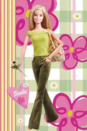Barbie clipart for kid Clipart image 3 Barbie clipart
