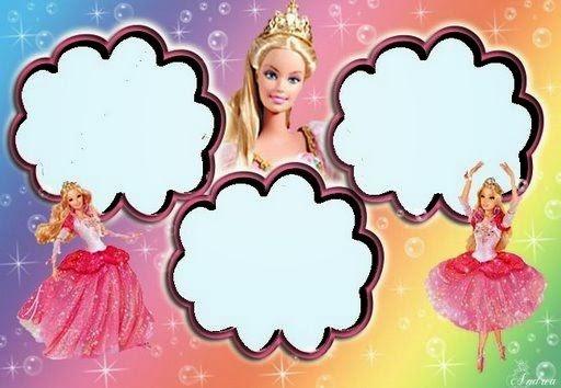 Barbie clipart frame Photo PARTIES? Frames 4sh it