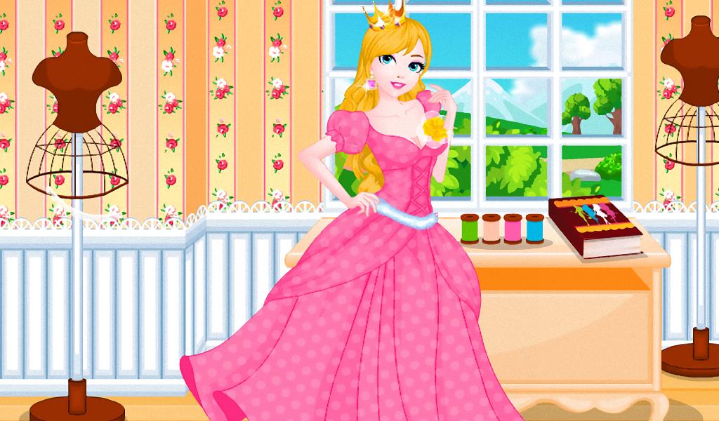 Barbie clipart frock Apps screenshot Google Designer Play