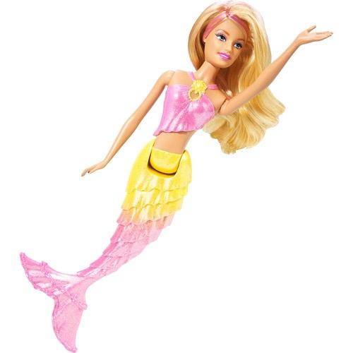 Barbie clipart pink mermaid Doll on Barbie Barbie and