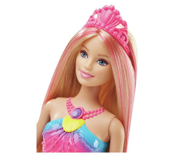 Barbie clipart pink mermaid Uk  Loading Argos Lights