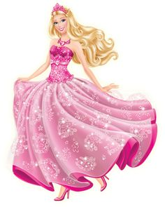 Barbie clipart princess Clipart 4 clip Collection barbie