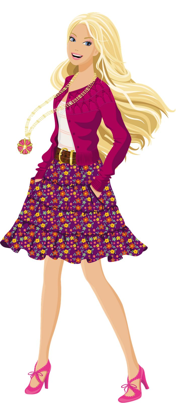 Barbie clipart princess On Barbie 66 images pics