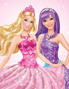 Barbie clipart princess Popstar Princess Fillers Catjilash the