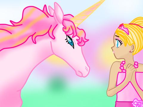 Barbie clipart queen Alexa Unicorn the RavenVillanuevaT2P Queen
