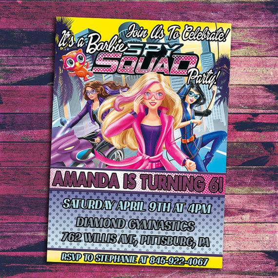 Barbie clipart spy squad Barbie Pinterest  (570×570) il_570xN