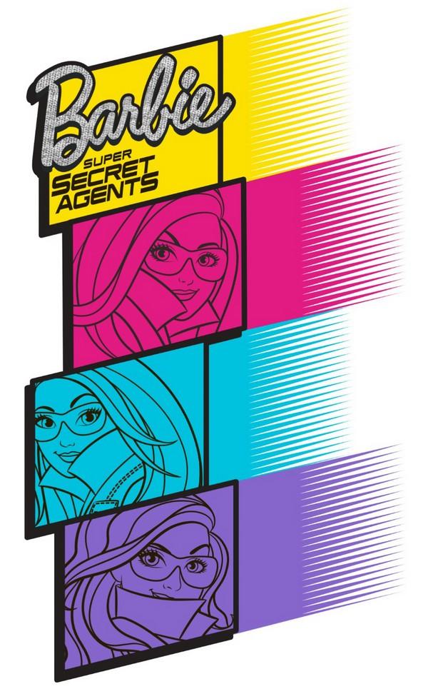 Barbie clipart spy squad Movies Super png  Squad