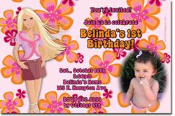 Barbie clipart tarpaulin DIY immediately Girls barbie party