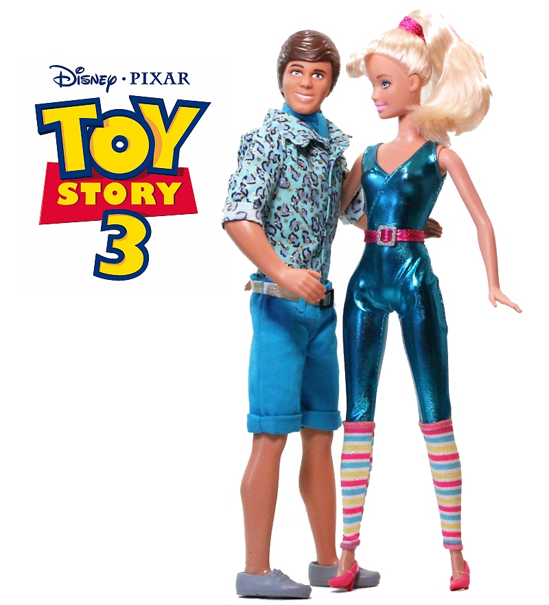 Barbie clipart toy story 3 Kristina! costumes for story process