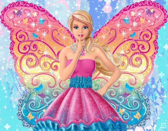 Barbie clipart wing wallpaper Cartoon ~ Fairy Fairy