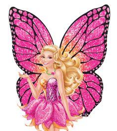 Barbie clipart wing wallpaper Pinterest & PNG Meu receitas
