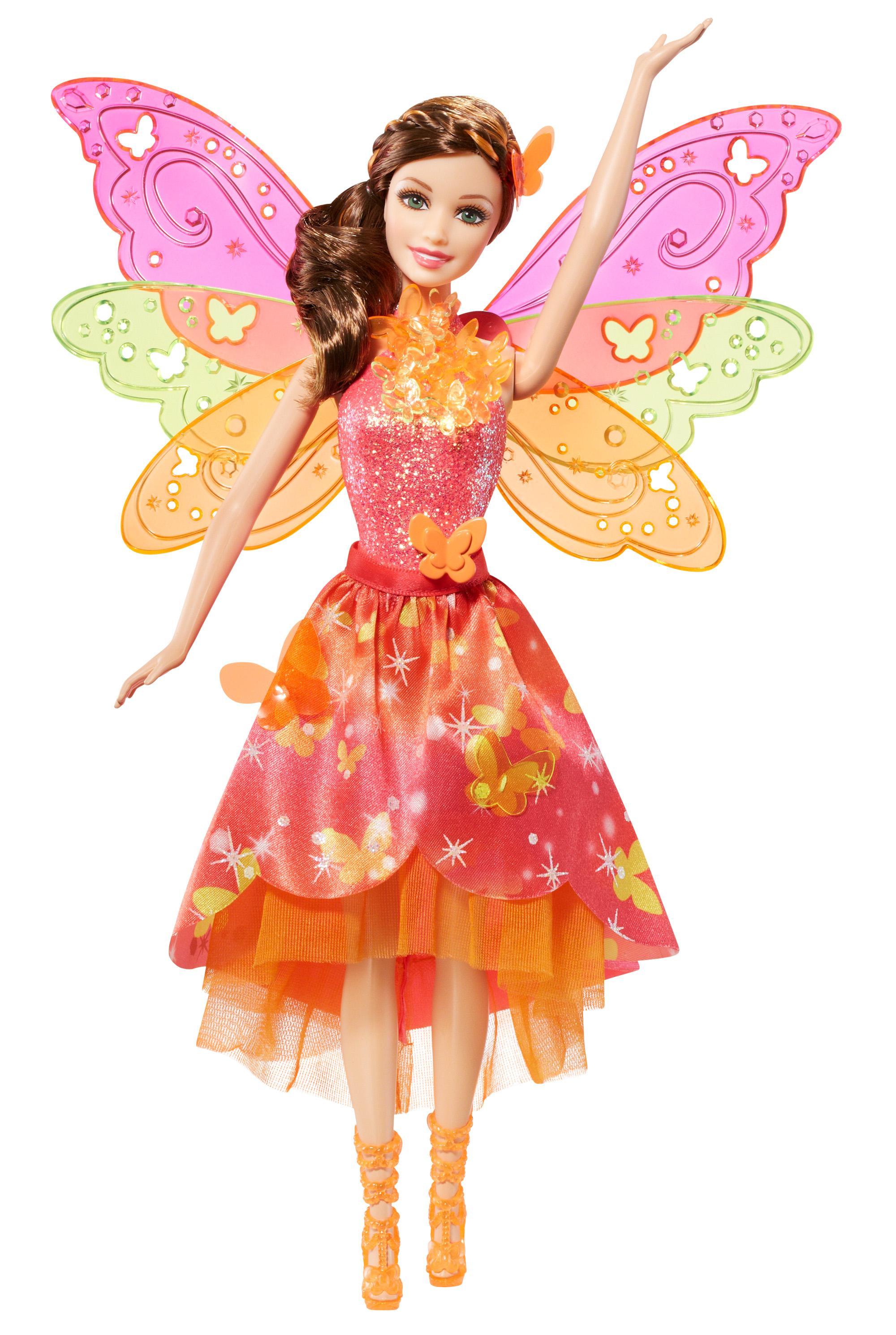 Barbie clipart wing wallpaper  com: Secret Transforming Fairy