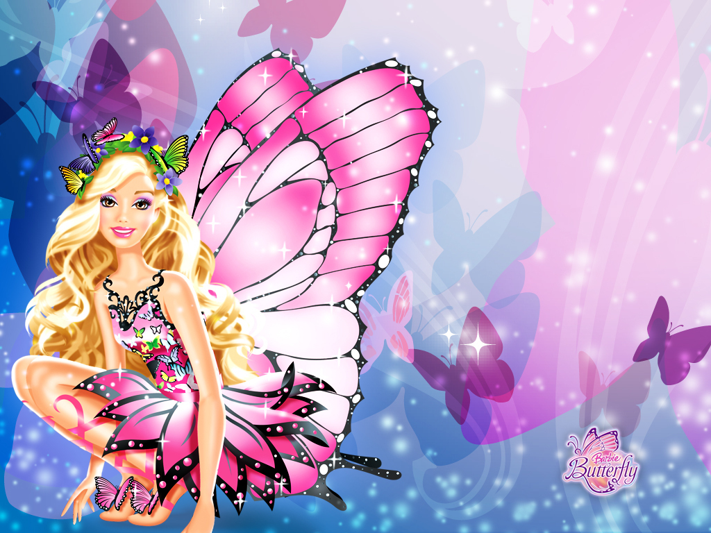 Barbie clipart wing wallpaper Barbie Backgrounds Awesome Resolutions Backgrounds