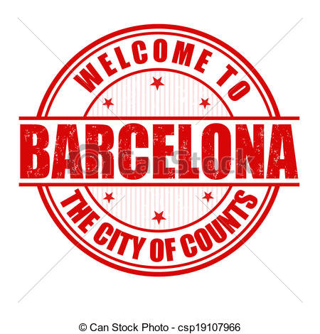 Barcelona clipart Barcelona Free Vector 423