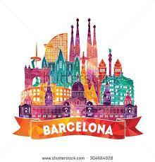 Barcelona clipart Pinterest Spain/Barcelona on clipart best