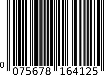 Barcode clipart medical Code Download 13 Ean Clip