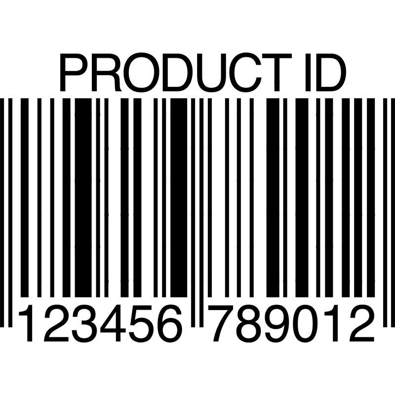 Barcode clipart #15