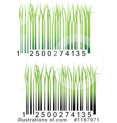 Barcode clipart barcod By Royalty Free Vector by