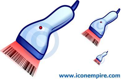 Barcode clipart barcode reader Scanner Bar Business code Clipart
