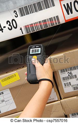 Barcode clipart barcode reader Of barcode Stock is