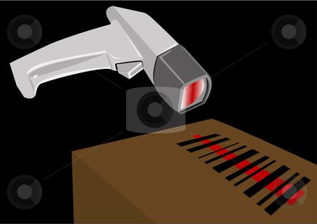 Barcode clipart barcode scanner Bar vector Illustration Scanner Code