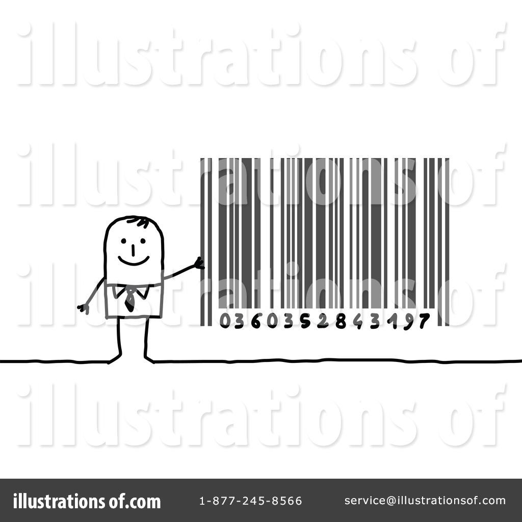 Barcode clipart cartoon #1