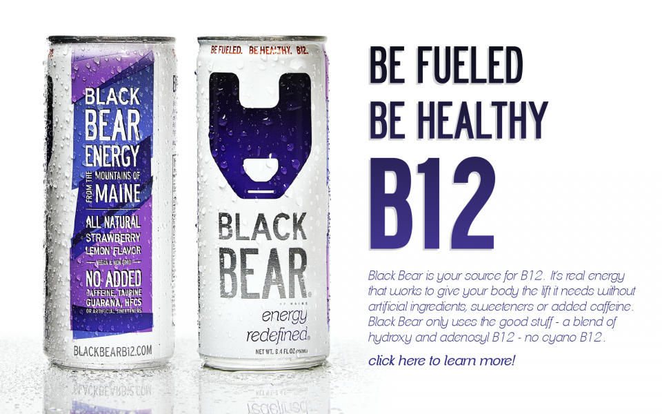 Barcode clipart energy drink B12  Black Redefined Bear