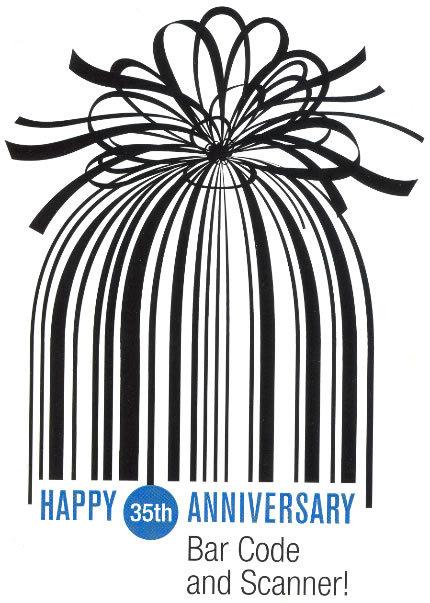 Barcode clipart happy birthday #7