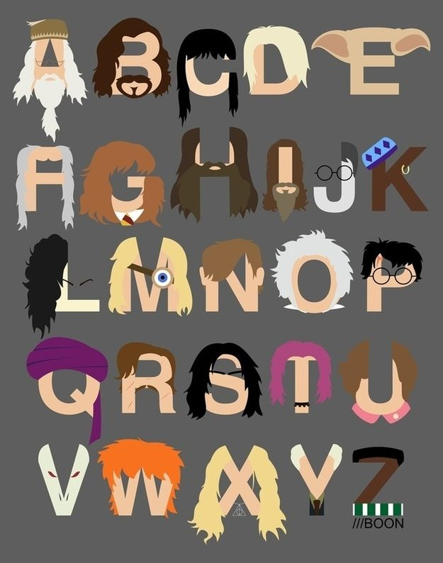 Barcode clipart harry potter #1