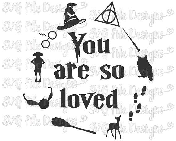 Barcode clipart harry potter Inspired images So Decal Loved